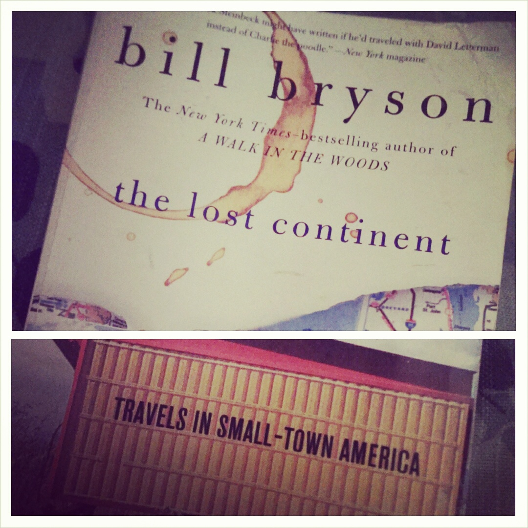 bill bryson the lost continent