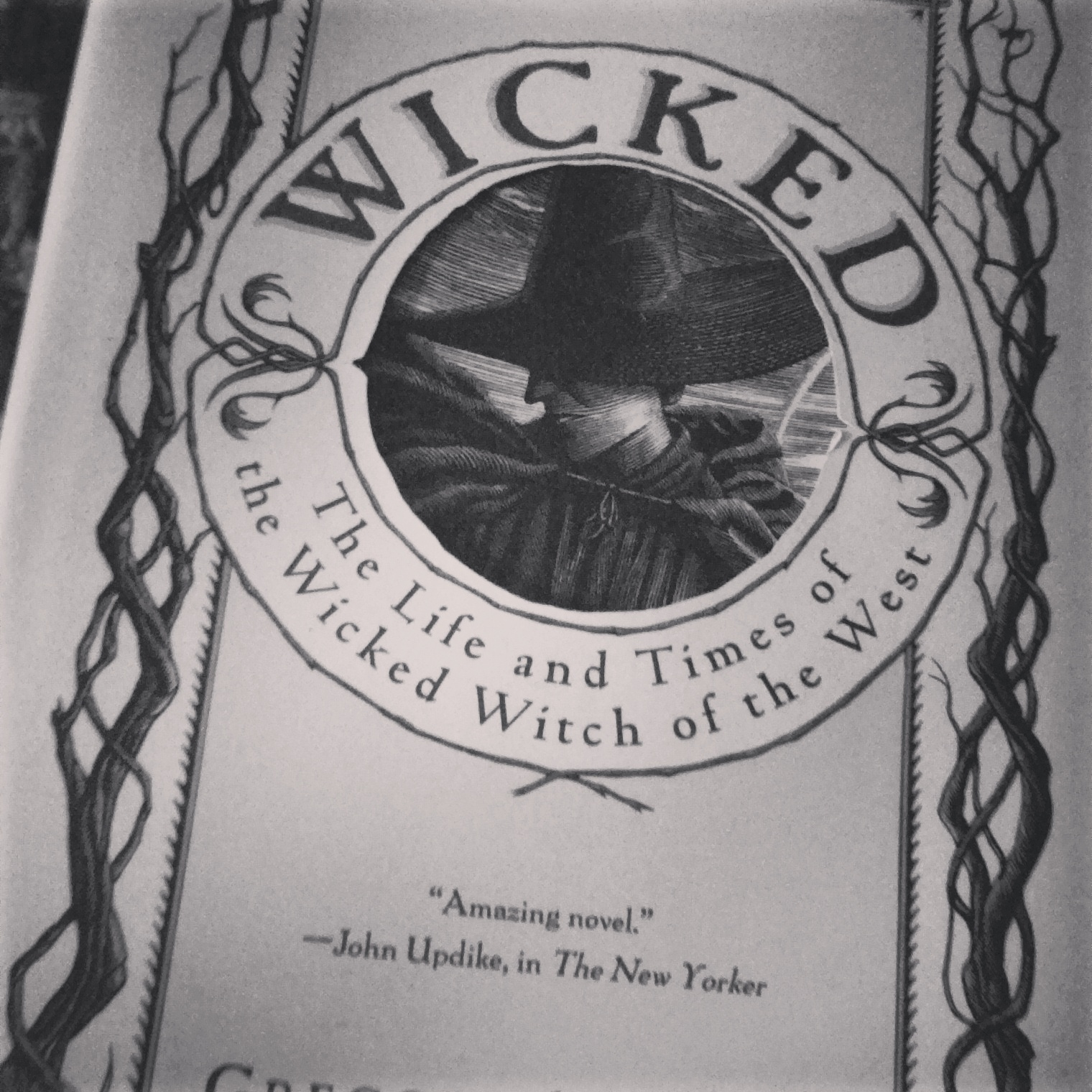 Currently Reading: Wicked by Gregory Maguire